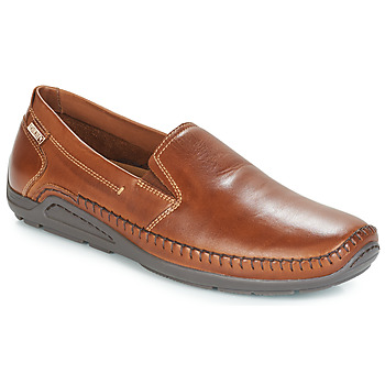 Shoes Men Loafers Pikolinos AZORES Brown