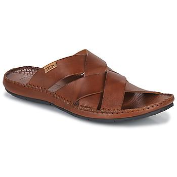 Shoes Men Sandals Pikolinos TARIFA Brown