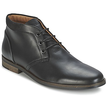 Shoes Men Mid boots Schmoove DIRTY DANDY Black
