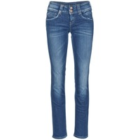 material Women straight jeans Pepe jeans GEN Blue / D45