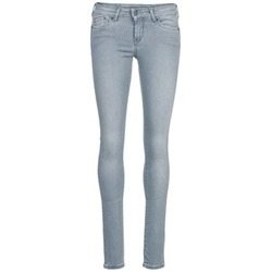 material Women slim jeans Pepe jeans PIXIE Grey / Q81