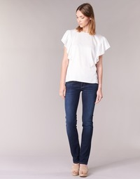material Women straight jeans Pepe jeans GEN Blue / H06