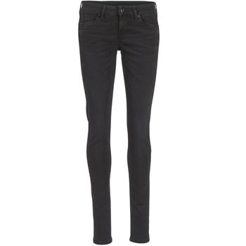 material Women Skinny jeans Pepe jeans SOHO S98 / Black