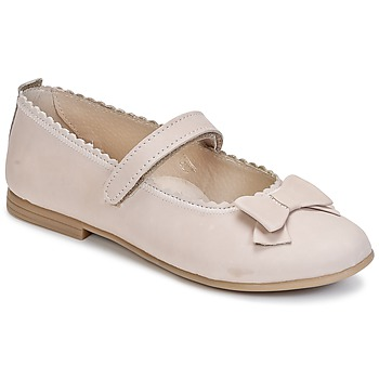 Shoes Girl Ballerinas Citrouille et Compagnie PAPILLONE Cream
