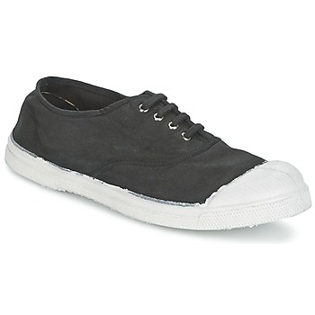 Shoes Women Low top trainers Bensimon TENNIS LACET Carbon