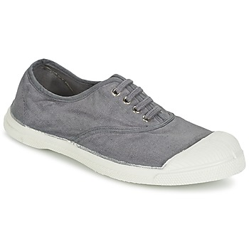 Shoes Women Low top trainers Bensimon TENNIS LACET Grey / Medium