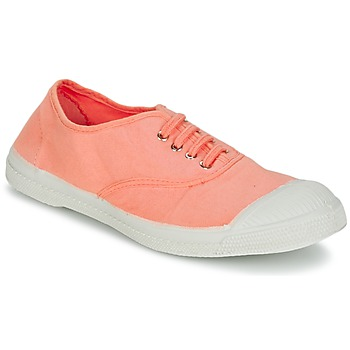 Shoes Women Low top trainers Bensimon TENNIS LACET CORAL