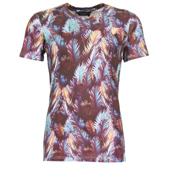 material Men short-sleeved t-shirts Eleven Paris BATHUG Multicolour