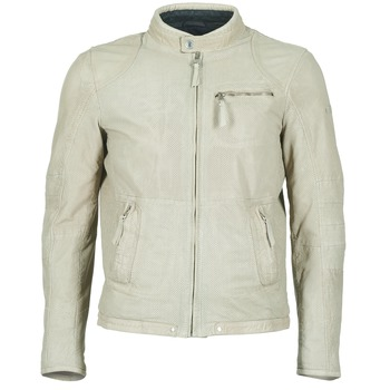 material Men Leather jackets / Imitation leather Redskins MANNIX Beige