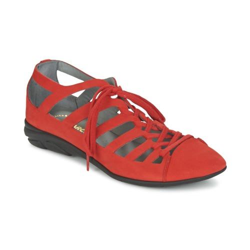 Shoes Women Sandals Arcus TIGORI Red