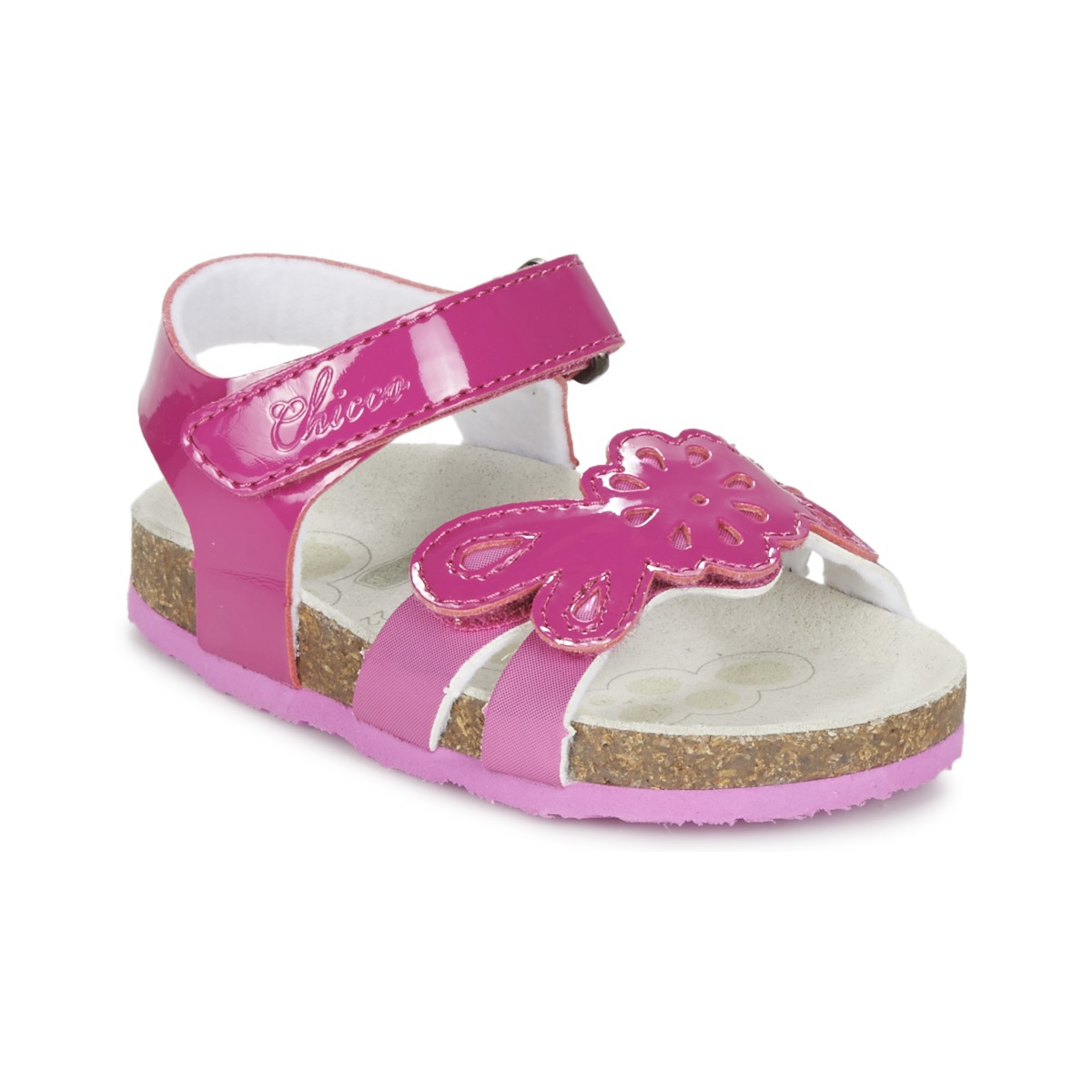 Chicco HAMALIA Pink - Fast delivery with Spartoo Europe ! - Shoes Sandals  Child 39,92 €