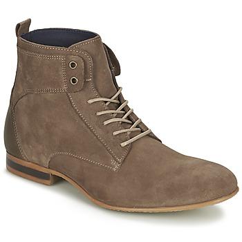 Shoes Men Mid boots Carlington ESTANO TAUPE