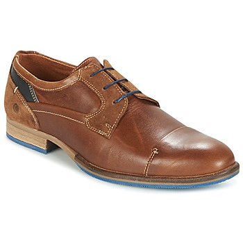 Shoes Men Derby shoes Carlington ENDRI CAMEL