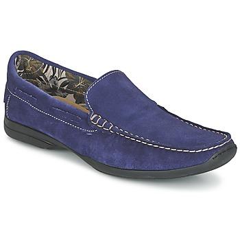 Shoes Men Loafers So Size ELIJA Blue