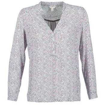 material Women Blouses Esprit GIRATA Multicoloured