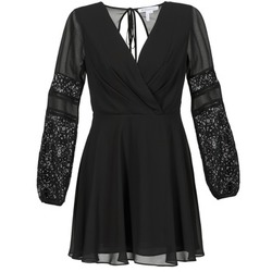 material Women Short Dresses BCBGeneration ALIX Black