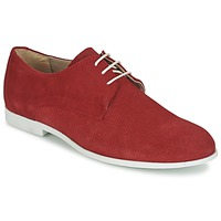 Shoes Men Derby shoes Casual Attitude GALEROLE Red