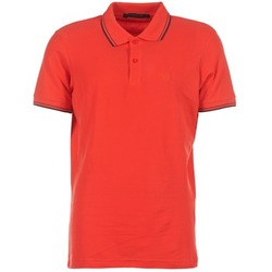 material Men short-sleeved polo shirts Best Mountain GULTANE Red