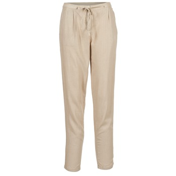 material Women Wide leg / Harem trousers Best Mountain DOUNE Beige