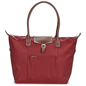 Bags Women Shoulder bags Hexagona CABAS EPAULE BORDEAUX