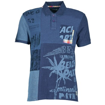 short-sleeved polo shirts Desigual BELUDINE