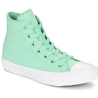 Shoes High top trainers Converse CHUCK TAYLOR All Star II NEON HI Green