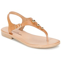 Shoes Women Sandals Betty London VITALLA CAMEL