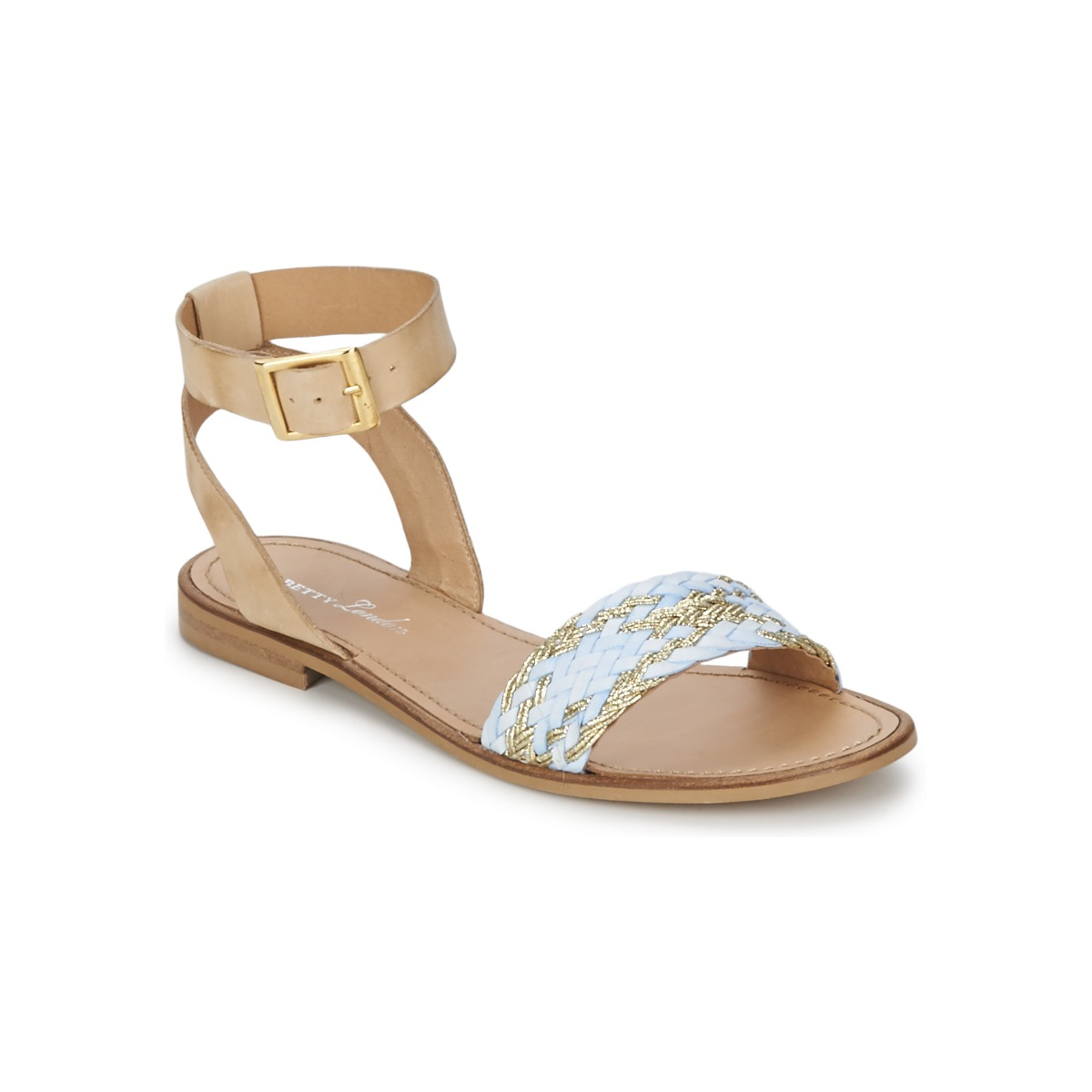 Sandals Betty London TRESSA Blue