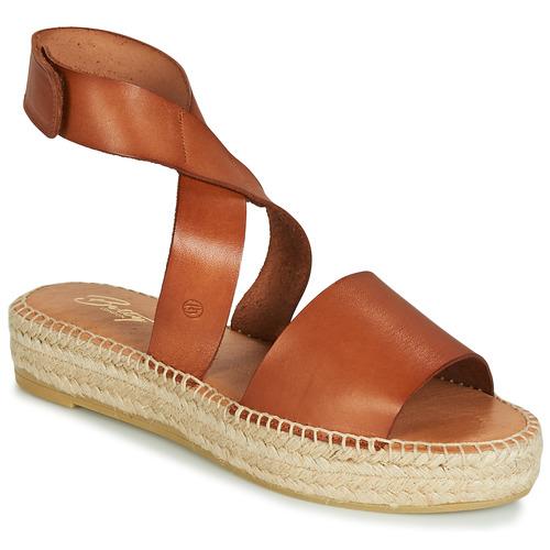 Shoes Women Sandals Betty London EBALUIE Camel