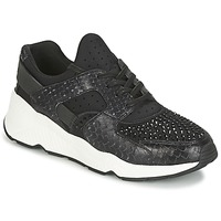 Shoes Women Low top trainers Ash MOOD Black