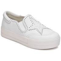 Shoes Women Slip ons Ash JAGGER White