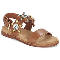 Shoes Women Sandals Ash MALIBU Camel