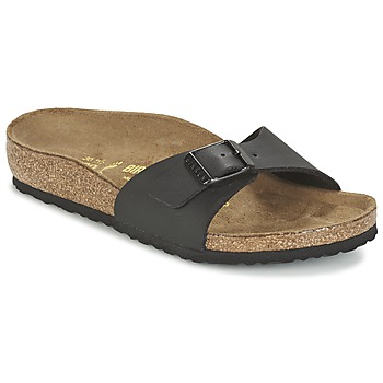 Shoes Children Mules Birkenstock MADRID Black
