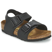Shoes Children Sandals Birkenstock NEW YORK Black