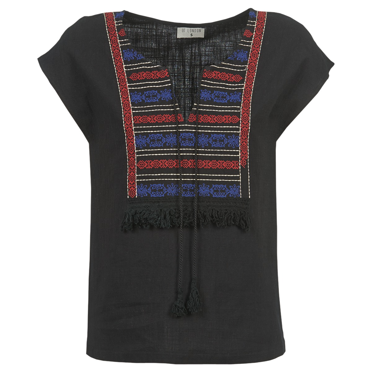 Blouses BT London ETROBOLE Black