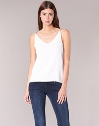 material Women Blouses Betty London EVOUSA White
