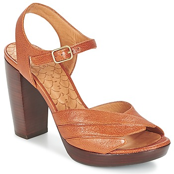 Shoes Women Sandals Chie Mihara ANTRA Brown