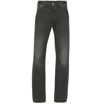 material Men straight jeans Levi's 501  BLACK / Range / P8013