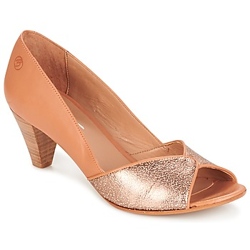 Shoes Women Court shoes Betty London ESQUIBE Nude