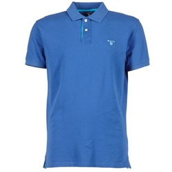 short-sleeved polo shirts Gant CONTRAST COLLAR PIQUE
