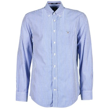 long-sleeved shirts Gant THE POPLIN BANKER STRIPE