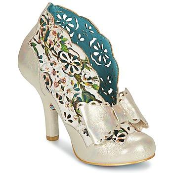 Shoes Women Low boots Irregular Choice SASSLE Iris / Beige / Floral