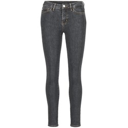 material Women slim jeans Love Moschino AGAPANTE Grey