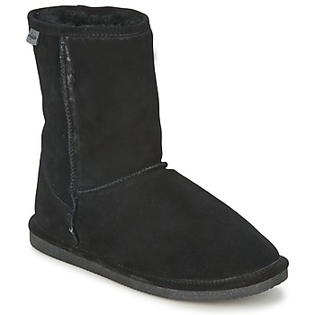 Shoes Women Mid boots Axelda  Black