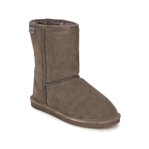 Shoes Women Mid boots Axelda  Grey