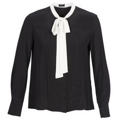 material Women Shirts Joseph VICTOIRE Black