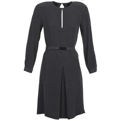 material Women Short Dresses Joseph LYNNE Black