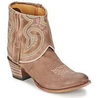 Shoes Women Mid boots Sendra boots 11011 Taupe