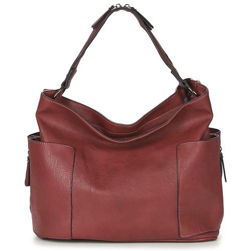 Bags Women Shoulder bags Moony Mood ELSA Bordeaux