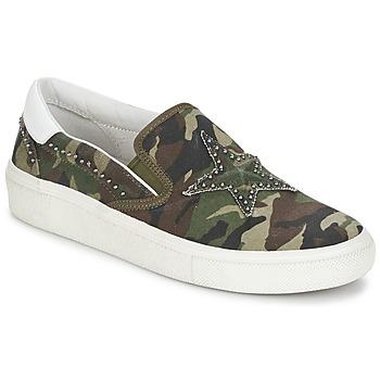 Shoes Women Slip ons Ash NIKITA Green